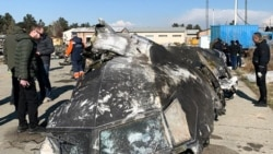 """""""黑盒""""揭秘:今年1月烏克蘭客機在德黑蘭上空被2枚間隔25秒飛彈擊中"""
