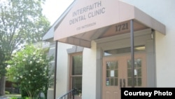 The Interfaith Dental Clinic, a medical charity outside Nashville, Tennessee, offers dental care to those who can't afford dental insurance. (Photo courtesy Interfaith Dental Clinic)
