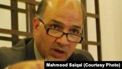 محمود صیقل، معین پیشین وزارت خارجۀ افغانستان
