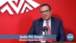 João Pó Jorge, DG da LAM desmente falta de manutenção das aeronaves da companhia