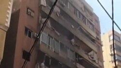 貝魯特南部爆炸兩人喪生