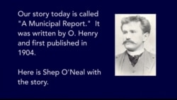 A Municipal Report by O. Henry