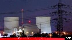 АЭС «Biblis» недалеко от Франкфурта, Германия