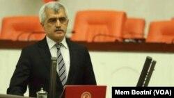 Parlamenterê HDPê Omer Farûk Gergerlioglu