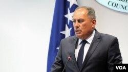 Arhiv - Dragan Mektić, ministar sigurnosti BiH