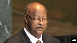 Guinea-Bissau's Prime Minister Carlos Gomes Junior (File Photo)
