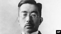 Kaisar Hirohito dari Jepang dalam foto yang tidak bertanggal.