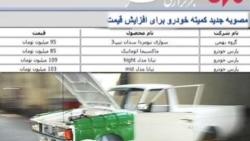 کاهش 55 درصدی تولید خودرو در ایران