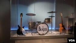 Музей Метрополитен провозгласил культурную легитимацию рок-н-ролла