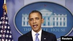 Obama: Nuestra primera prioridad es salvar vidas.
