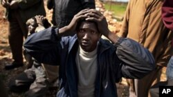 آغاز تهاجم در شرق لیبیا