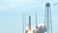 Orbital's Cygnus Spacecraft Heads to Space Station