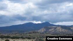 Mount Taylor, N.M.