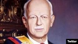 Sixto Durán Ballén gobernó entre 1992 y 1996.