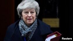 Thủ tướng Anh rời tư dinh, đối mặt cuộc bỏ phiếu tín nhiệm hôm 16/1/2019