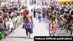Carnaval da Huíla 2013