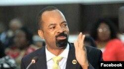 João Pinto Manuel Francisco, vice-presidente da bancada parlamentar do MPLA.
