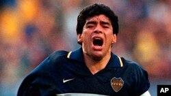 Maradona, 1960-2020