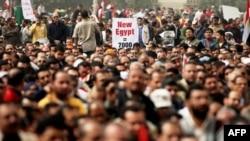 Եգիպտոսի բանակը ներողություն է խնդրել ցուցարարներից