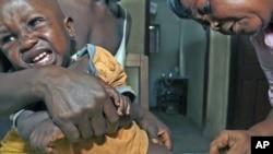 资助儿童接种疫苗迫在眉睫