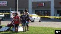 Чаттануга, штат Теннесси. 16 июля 2015 г.