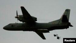 На военно-ремонтных заводах Украины модернизуют самолеты спецназначения АН-32 для ВВС Индии