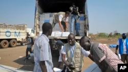 Violence in South Sudan