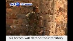 Opponents to President Morosi storm Muslim Brotherhood building- VOA60 World