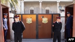 Սիրիայի ոստիկանությունը Դամասկոսում ցրել է բողոքի ցույցը