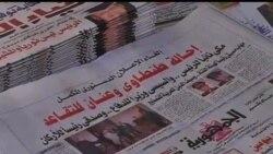 2012-08-14 美國之音視頻新聞: 埃及總統下令國防部長與總參謀長退役
