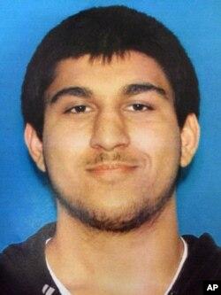 华盛顿州购物中心枪击案的嫌疑人阿尔肯·切廷