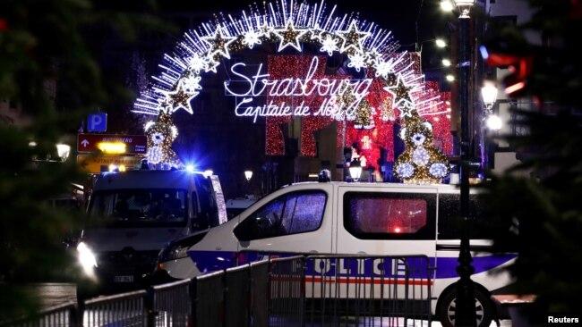法国发生枪击4死11伤当局按恐袭调查