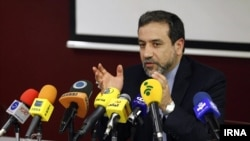 FILE - Abbas Araghchi, senior member of Iran's nuclear negotiation team.