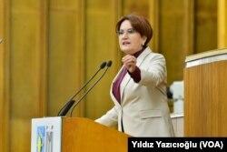 İyi Parti Lideri Meral Akşener