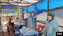 انتشار سریع ویروس ایبولا در کشور های افریقایی