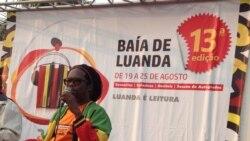 Feria do livro de Luanda - 18:25