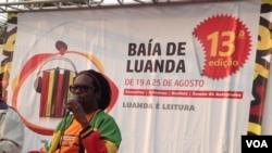 Angola Luanda Feira do Livro
