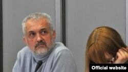 Nino Brajović, generalni sekretar Udruženja novinara Srbije (Foto: Medija centar Beograd)
