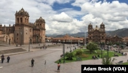 Cuzco, Peru, is one of the New World's most historic cities.
