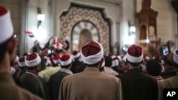 Misr masjidlarida