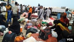 'Yan asalin kasar Somaliya dake kokarin ficewa daga Yemen