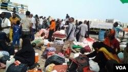 Qaxootiga Soomaalida Yemen