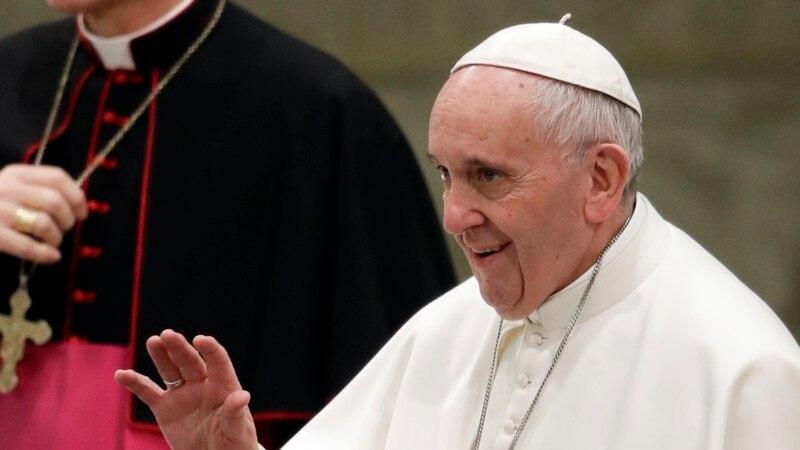 папа франциск давать поспешных оценок трампу