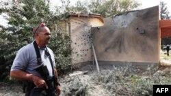 İsrail Roket Saldırılarından Hamas'ı Sorumlu Tuttu