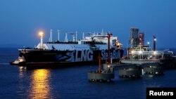 中国与美国公司签署巨额液化天然气供应协议