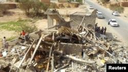 یمن میں ڈرون حملہ (فائل فوٹو)