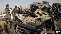 В Афганистане теракт унес жизни 3 полицейских