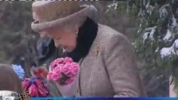 英国女王庆祝登基60周年