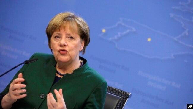 Es difícil imaginar a dos líderes más diferentes, en estilo o contenido, que Angela Merkel, la canciller alemana, y Donald Trump, el nuevo presidente de Estados Unidos.