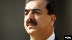 Mahkamah Agung Pakistan menolak permohonan banding PM Pakistan Yousuf Raza Gilani.